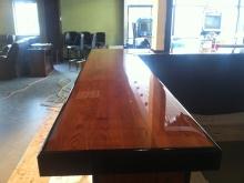 Finished Bar
