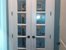 Custom Pantry Doors