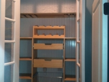 Custom Pantry After