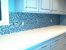 Kitchen Backsplash Close up
